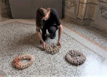 Installation Museo della ceramica Mondovi